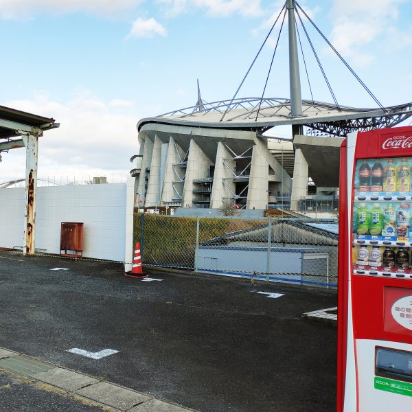 コカコーラ自販機